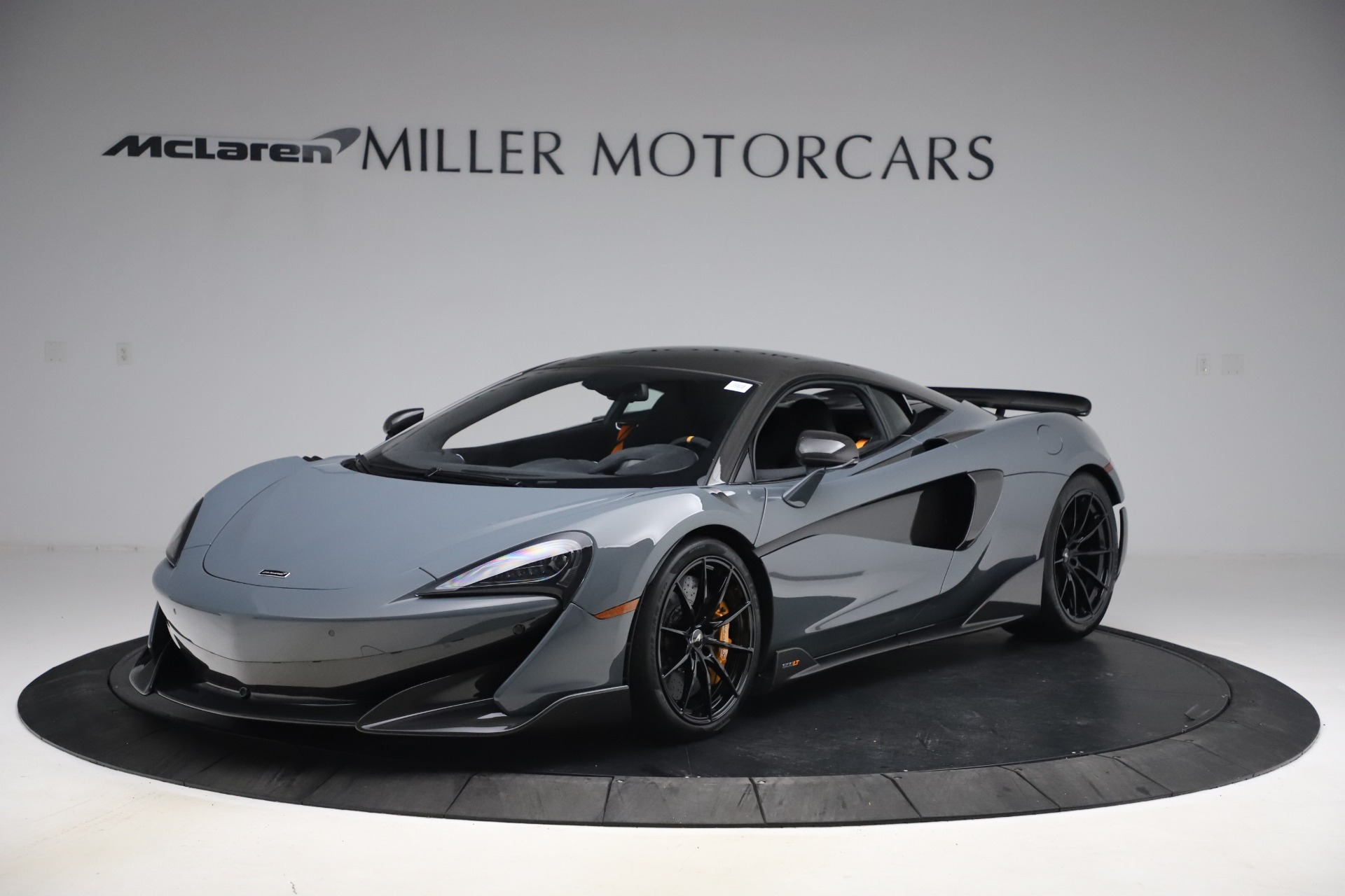Used 2019 McLaren 600LT Coupe for sale $229,900 at Bentley Greenwich in Greenwich CT 06830 1