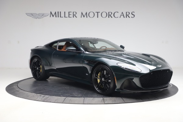 Used 2020 Aston Martin DBS Superleggera for sale Sold at Bentley Greenwich in Greenwich CT 06830 10