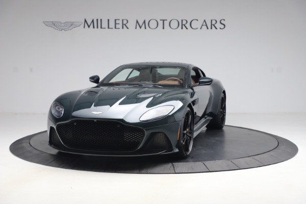 Used 2020 Aston Martin DBS Superleggera for sale Sold at Bentley Greenwich in Greenwich CT 06830 12