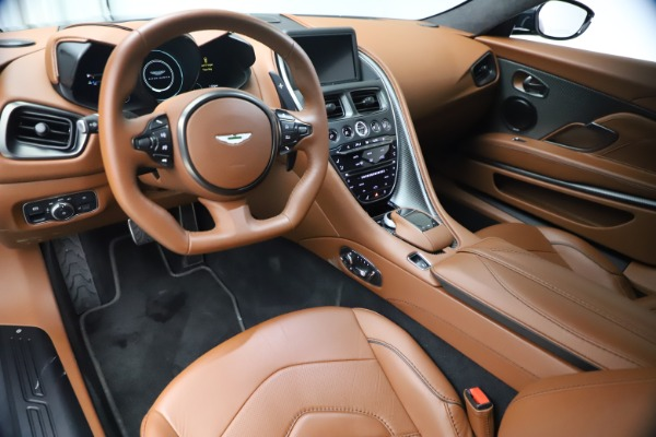 Used 2020 Aston Martin DBS Superleggera for sale Sold at Bentley Greenwich in Greenwich CT 06830 14