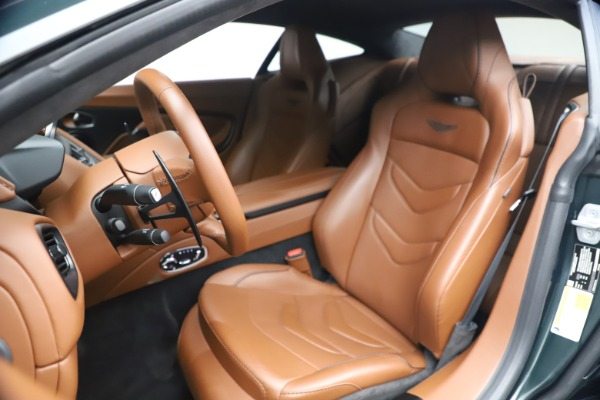 Used 2020 Aston Martin DBS Superleggera for sale Sold at Bentley Greenwich in Greenwich CT 06830 15