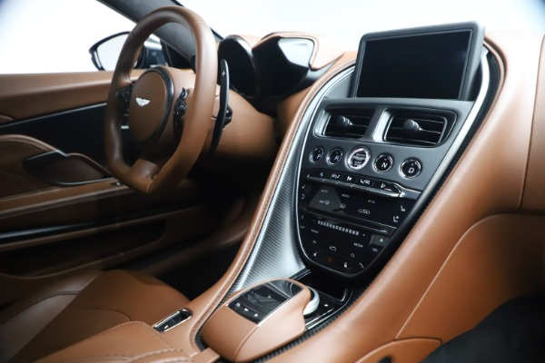 Used 2020 Aston Martin DBS Superleggera for sale Sold at Bentley Greenwich in Greenwich CT 06830 17