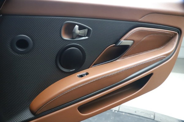 Used 2020 Aston Martin DBS Superleggera for sale Sold at Bentley Greenwich in Greenwich CT 06830 18