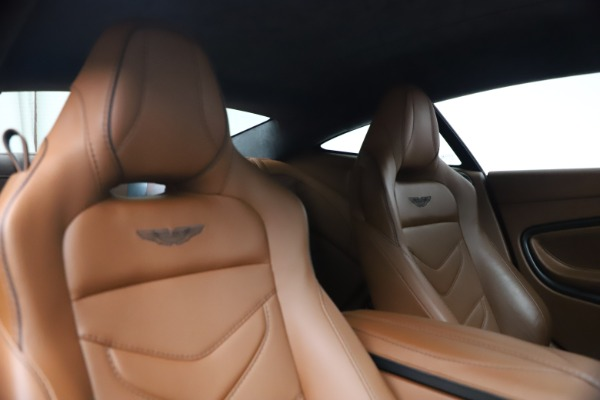 Used 2020 Aston Martin DBS Superleggera for sale Sold at Bentley Greenwich in Greenwich CT 06830 19