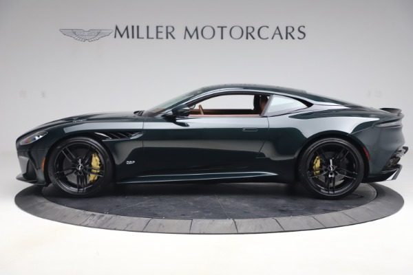 Used 2020 Aston Martin DBS Superleggera for sale Sold at Bentley Greenwich in Greenwich CT 06830 2
