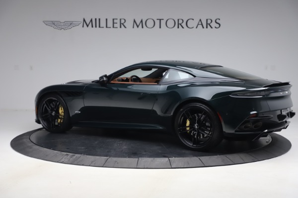 Used 2020 Aston Martin DBS Superleggera for sale Sold at Bentley Greenwich in Greenwich CT 06830 3