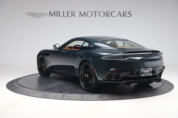 Used 2020 Aston Martin DBS Superleggera for sale Sold at Bentley Greenwich in Greenwich CT 06830 4