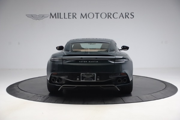 Used 2020 Aston Martin DBS Superleggera for sale Sold at Bentley Greenwich in Greenwich CT 06830 5
