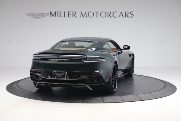 Used 2020 Aston Martin DBS Superleggera for sale Sold at Bentley Greenwich in Greenwich CT 06830 6