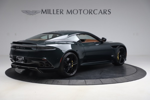 Used 2020 Aston Martin DBS Superleggera for sale Sold at Bentley Greenwich in Greenwich CT 06830 7