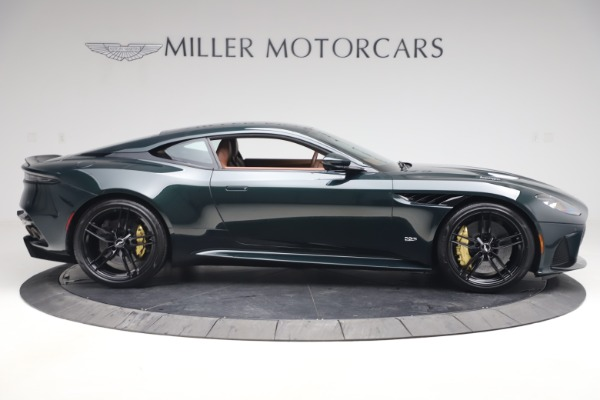 Used 2020 Aston Martin DBS Superleggera for sale Sold at Bentley Greenwich in Greenwich CT 06830 8