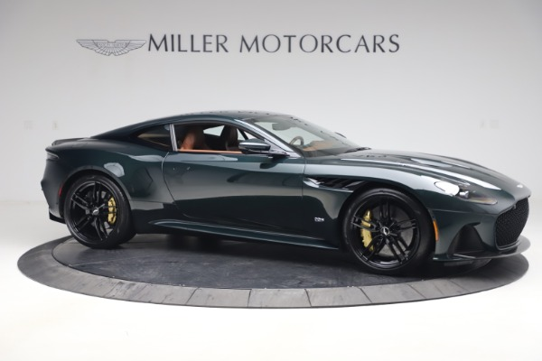Used 2020 Aston Martin DBS Superleggera for sale Sold at Bentley Greenwich in Greenwich CT 06830 9