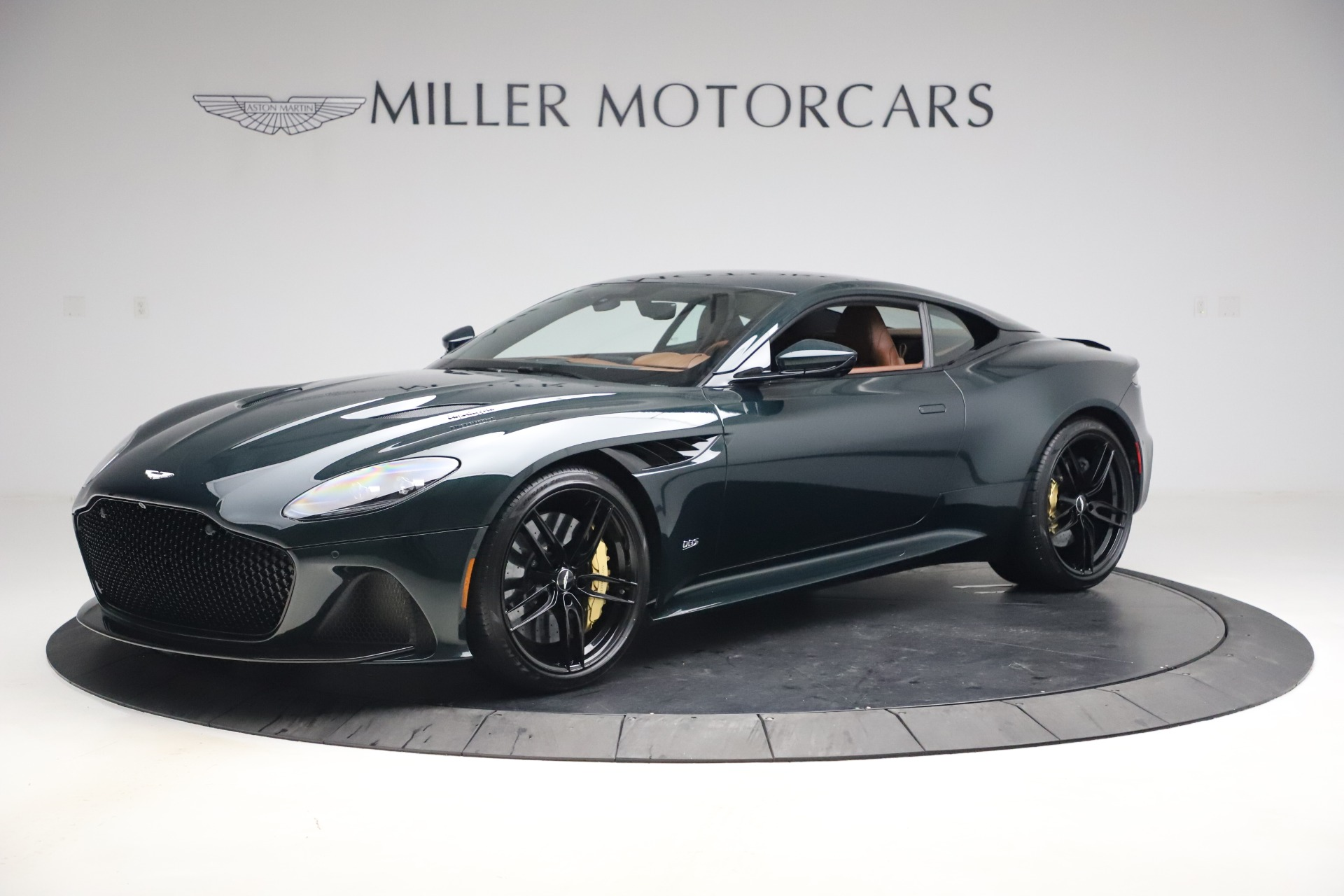 Used 2020 Aston Martin DBS Superleggera for sale Sold at Bentley Greenwich in Greenwich CT 06830 1