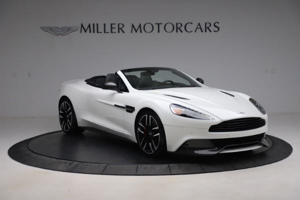 Used 2015 Aston Martin Vanquish Volante for sale $139,900 at Bentley Greenwich in Greenwich CT 06830 10
