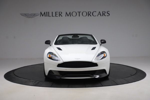 Used 2015 Aston Martin Vanquish Volante for sale $139,900 at Bentley Greenwich in Greenwich CT 06830 11