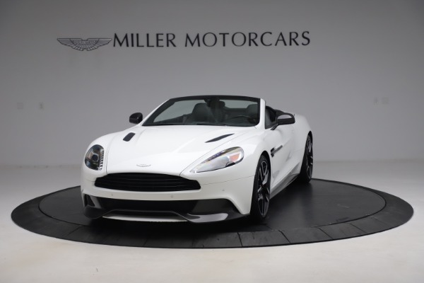 Used 2015 Aston Martin Vanquish Volante for sale $139,900 at Bentley Greenwich in Greenwich CT 06830 12