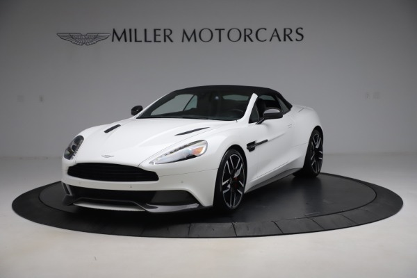 Used 2015 Aston Martin Vanquish Volante for sale $139,900 at Bentley Greenwich in Greenwich CT 06830 13