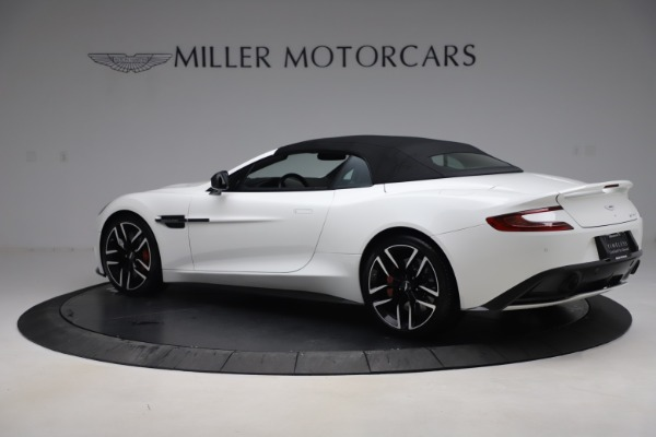 Used 2015 Aston Martin Vanquish Volante for sale $139,900 at Bentley Greenwich in Greenwich CT 06830 15