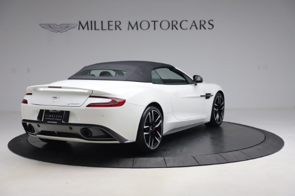 Used 2015 Aston Martin Vanquish Volante for sale $139,900 at Bentley Greenwich in Greenwich CT 06830 16