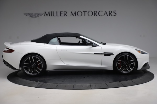 Used 2015 Aston Martin Vanquish Volante for sale $139,900 at Bentley Greenwich in Greenwich CT 06830 17