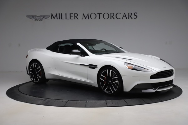 Used 2015 Aston Martin Vanquish Volante for sale $139,900 at Bentley Greenwich in Greenwich CT 06830 18