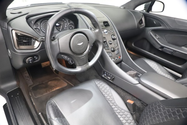 Used 2015 Aston Martin Vanquish Volante for sale $139,900 at Bentley Greenwich in Greenwich CT 06830 19