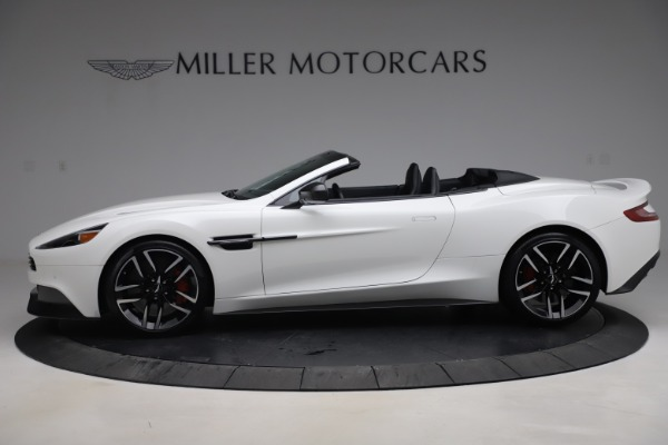 Used 2015 Aston Martin Vanquish Volante for sale $139,900 at Bentley Greenwich in Greenwich CT 06830 2