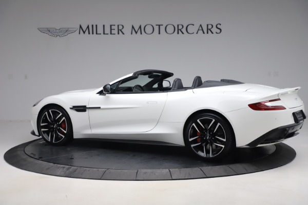 Used 2015 Aston Martin Vanquish Volante for sale $139,900 at Bentley Greenwich in Greenwich CT 06830 3