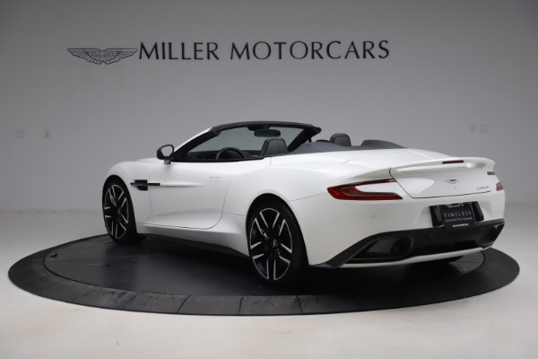 Used 2015 Aston Martin Vanquish Volante for sale $139,900 at Bentley Greenwich in Greenwich CT 06830 4