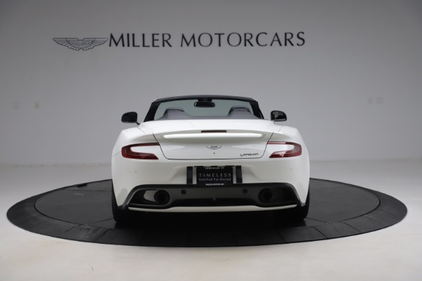 Used 2015 Aston Martin Vanquish Volante for sale $139,900 at Bentley Greenwich in Greenwich CT 06830 5