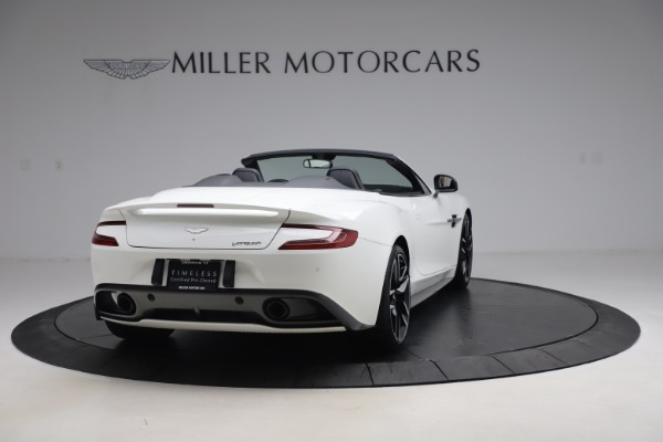 Used 2015 Aston Martin Vanquish Volante for sale $139,900 at Bentley Greenwich in Greenwich CT 06830 6