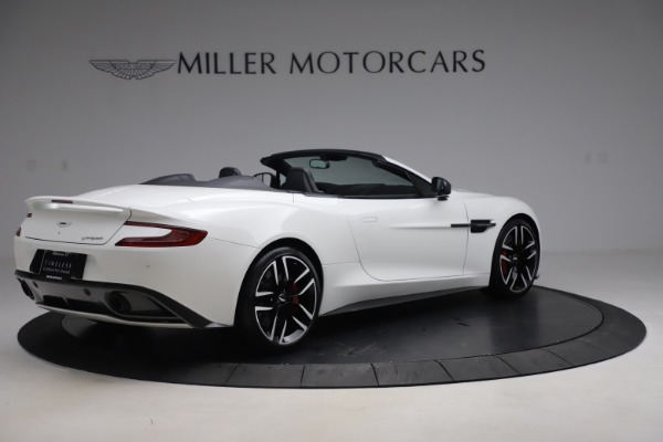Used 2015 Aston Martin Vanquish Volante for sale $139,900 at Bentley Greenwich in Greenwich CT 06830 7