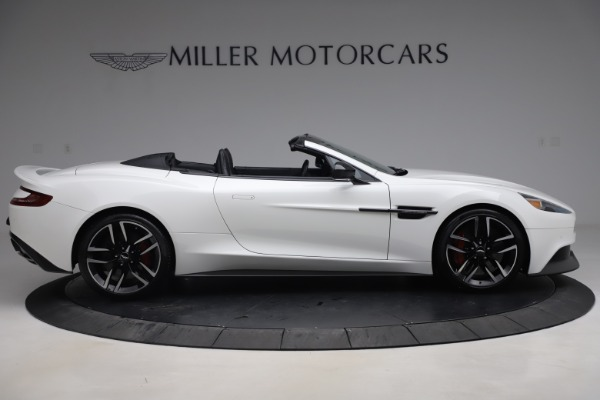 Used 2015 Aston Martin Vanquish Volante for sale $139,900 at Bentley Greenwich in Greenwich CT 06830 8