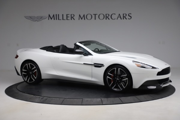 Used 2015 Aston Martin Vanquish Volante for sale $139,900 at Bentley Greenwich in Greenwich CT 06830 9