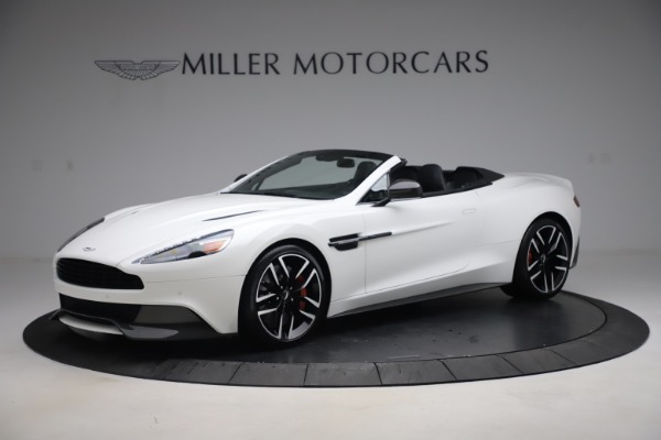 Used 2015 Aston Martin Vanquish Volante for sale $139,900 at Bentley Greenwich in Greenwich CT 06830 1