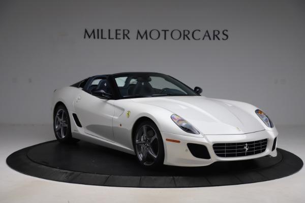 Used 2011 Ferrari 599 SA Aperta for sale $1,379,000 at Bentley Greenwich in Greenwich CT 06830 11