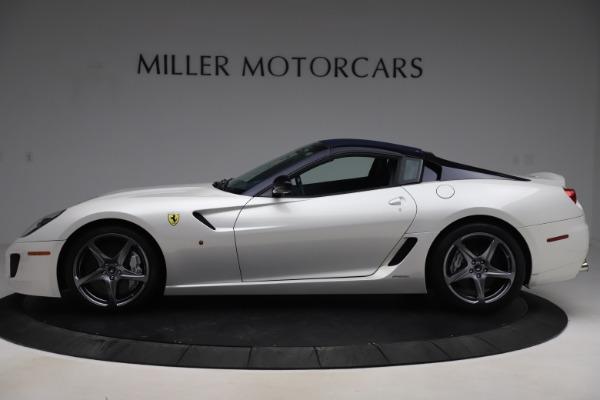 Used 2011 Ferrari 599 SA Aperta for sale $1,379,000 at Bentley Greenwich in Greenwich CT 06830 12