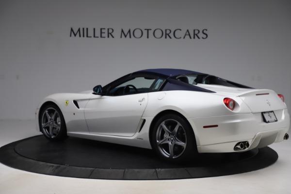 Used 2011 Ferrari 599 SA Aperta for sale $1,379,000 at Bentley Greenwich in Greenwich CT 06830 13