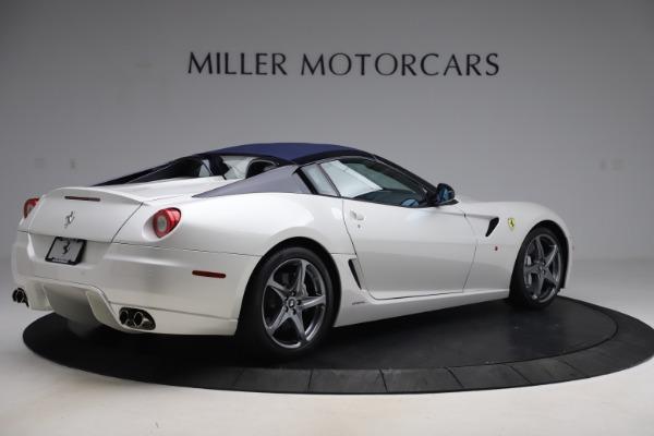 Used 2011 Ferrari 599 SA Aperta for sale $1,379,000 at Bentley Greenwich in Greenwich CT 06830 14