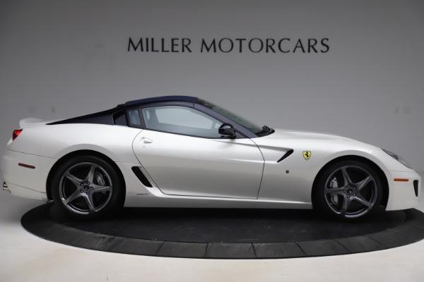 Used 2011 Ferrari 599 SA Aperta for sale $1,379,000 at Bentley Greenwich in Greenwich CT 06830 15