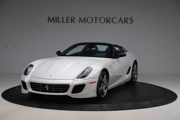 Used 2011 Ferrari 599 SA Aperta for sale $1,379,000 at Bentley Greenwich in Greenwich CT 06830 2