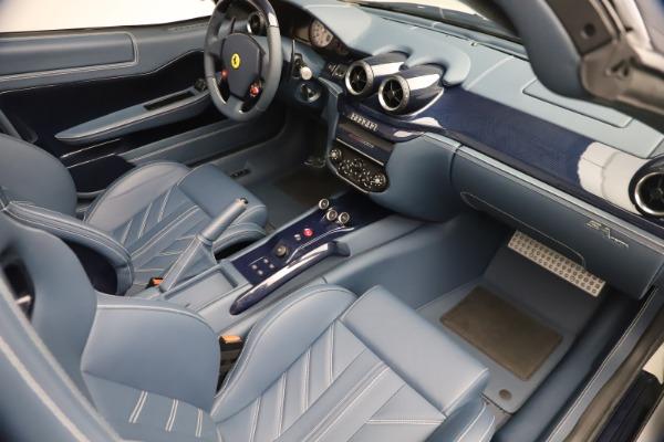 Used 2011 Ferrari 599 SA Aperta for sale $1,379,000 at Bentley Greenwich in Greenwich CT 06830 26
