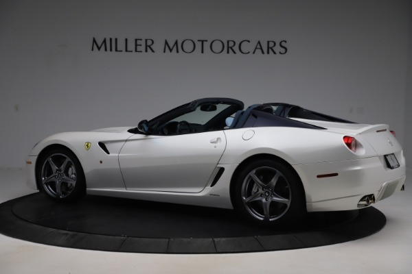 Used 2011 Ferrari 599 SA Aperta for sale $1,379,000 at Bentley Greenwich in Greenwich CT 06830 4