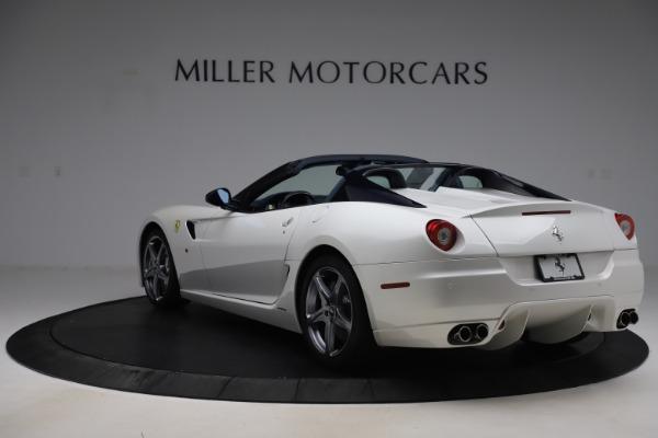 Used 2011 Ferrari 599 SA Aperta for sale $1,379,000 at Bentley Greenwich in Greenwich CT 06830 5