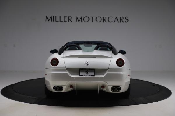 Used 2011 Ferrari 599 SA Aperta for sale $1,379,000 at Bentley Greenwich in Greenwich CT 06830 6