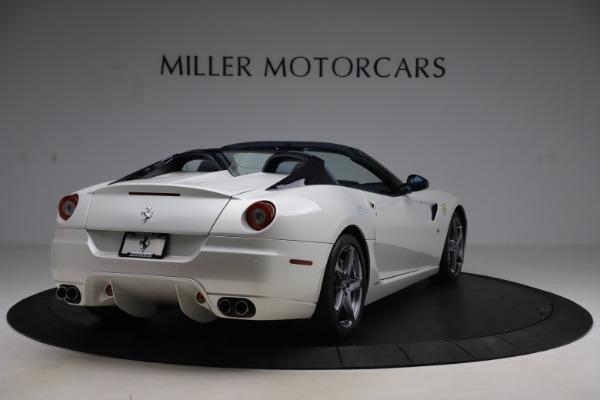 Used 2011 Ferrari 599 SA Aperta for sale $1,379,000 at Bentley Greenwich in Greenwich CT 06830 7
