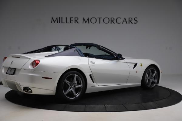 Used 2011 Ferrari 599 SA Aperta for sale $1,379,000 at Bentley Greenwich in Greenwich CT 06830 8