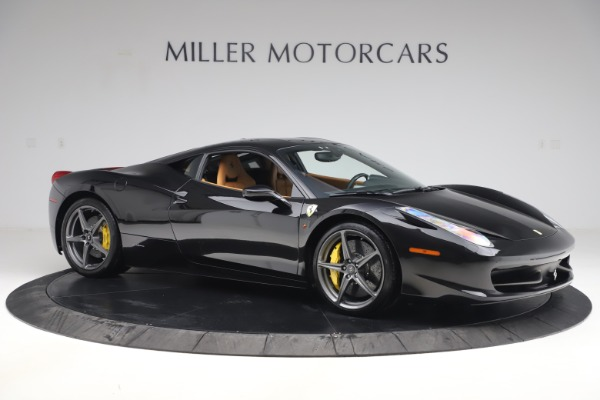Used 2012 Ferrari 458 Italia for sale Sold at Bentley Greenwich in Greenwich CT 06830 10