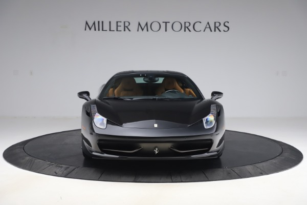 Used 2012 Ferrari 458 Italia for sale Sold at Bentley Greenwich in Greenwich CT 06830 12