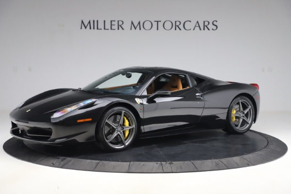Used 2012 Ferrari 458 Italia for sale Sold at Bentley Greenwich in Greenwich CT 06830 2